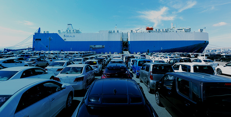 RORO Transportation 海運事業