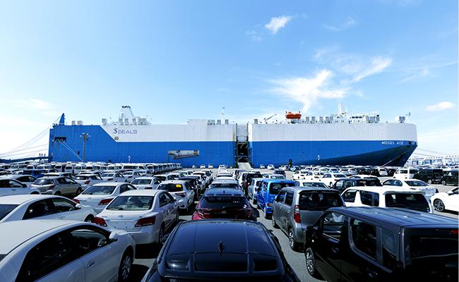 海運事業のサービス